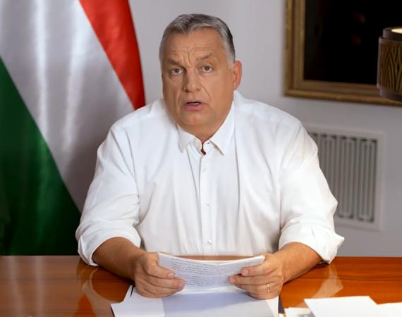Orbán Viktor – COVID bejelentés